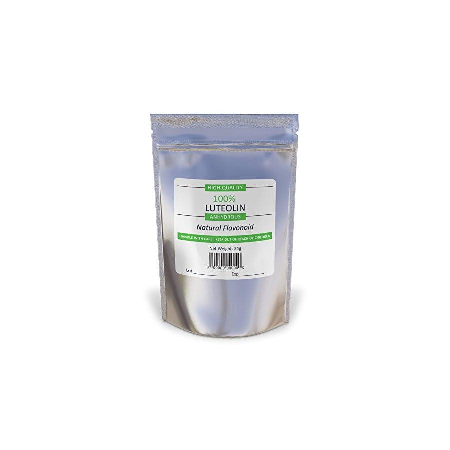 Pure Luteolin Powder 24 Grams