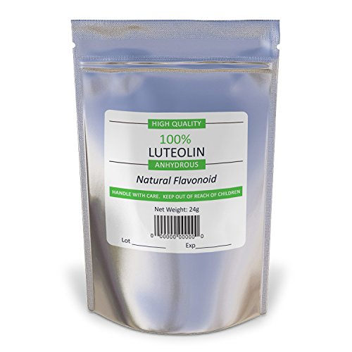 Pure Luteolin Powder 24 Grams