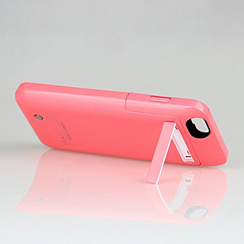 iPhone 6s Portable Charger 3500mah Power Case (Pink) External Backup Battery For iPhone 6 6S