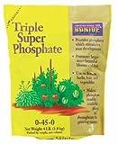 Triple Super Phosphate 0-45-0,4 LBS