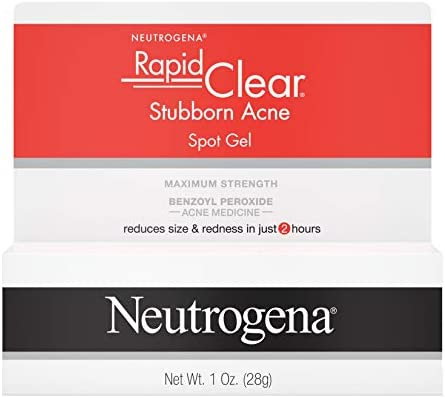 Neutrogena Rapid Clear Stubborn Acne Spot Treatment Gel With