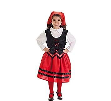 LLOPIS - Disfraz Infantil pastorcita t-m: Amazon.es: Juguetes y juegos