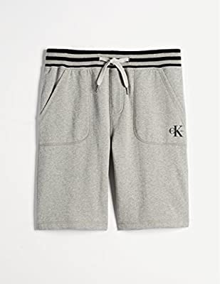 Calvin Klein Jeans Men's Monogram Iconic Sweatshort
