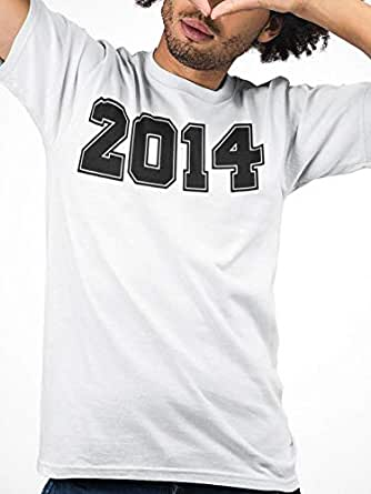 2014 ATIQ T-Shirt for Men, M