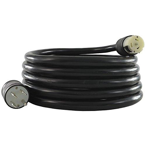 Conntek TES1450-100 14-50P to CS6364 Temporary Power Supply Cord, 100-Feet, -