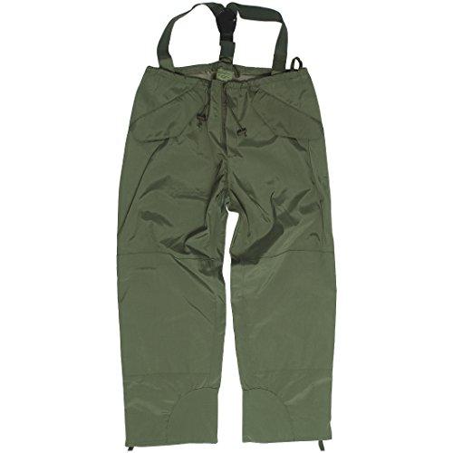 Mil-Tec Hommes Par Temps Pluvieux Trilaminate Pantalon Olive