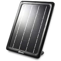 Swann SWWHD-INTSOL-GL Solar Panel for Smart Security Camera, Black