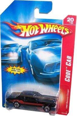 Hot Wheels 2008 New Model '07 Shelby GT-500 1/64 Scale Die Cast Car