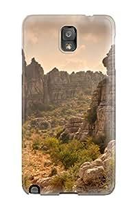 Pamela Sarich's Shop Excellent Design Earth Landscape Phone Case For Galaxy Note 3 Premium Tpu Case 8980741K93715698