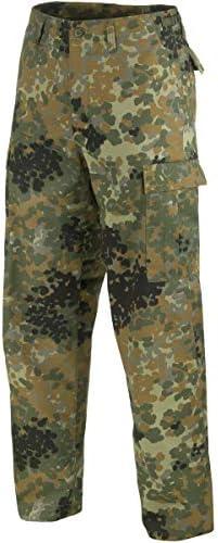 Mil-Tec BDU Ranger Combattimento Pantaloni Flecktarn