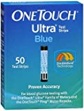 OneTouch Ultra Blue Test Strips - 50 ct, Pack of 4