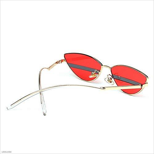 de Couleur C4 Aszhdfihas Triangle de Unisexe lentille d'été C5 Lunettes Forme Protection Vacances Soleil Conduite pour Plage la colorée aqrBx0a