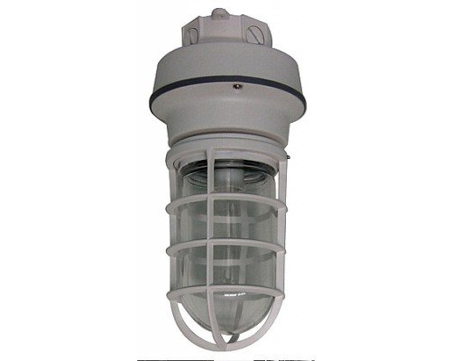 Ark Lighting Large Vapor Proof Ceiling Surface Mount w/ Ballast Box AVB43-70MH-MT 70W MH QUAD TAP (MAGNETIC) INTEGRAL