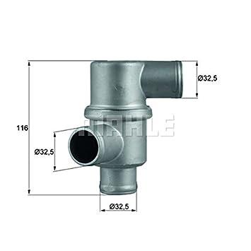 K/ühlmittel Behr-Thermot-Tronik TH3780 Thermostat