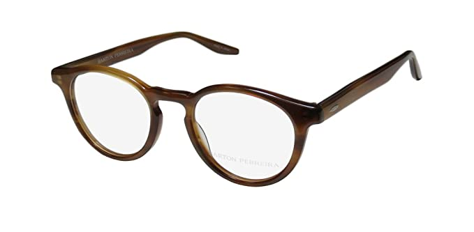 76ad1d2f3f Barton Perreira Chryssa Mens Womens Designer Full-Rim Shape Premium  Eyeglasses Eye Glasses