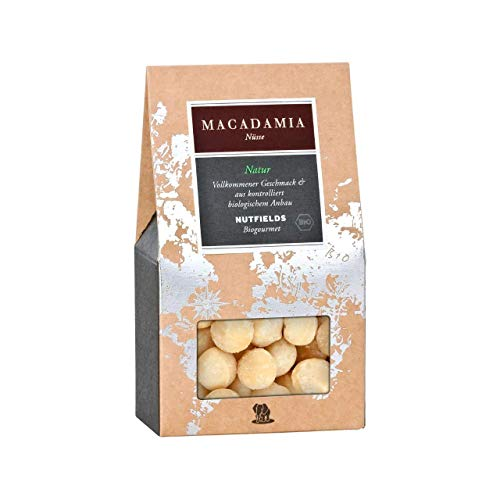 Nutfields Macadamianüsse | natur | Bio