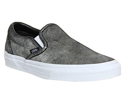 Vans Classic Slip-On - Mocasines unisex - Metallic Silver St