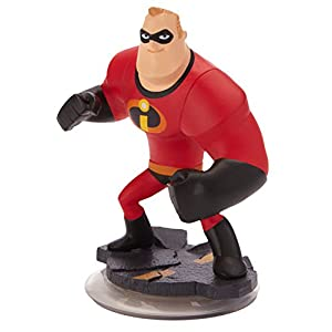 Mr. Incredible Disney Infinity Figure (Loose, No Card)