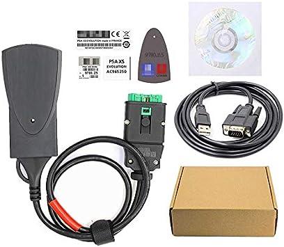 Yingdeli Pp2000 Lexia 3 V48 Pp2000 V25 Lexia 3 Citroen Peugeot Original Programm Einfache Version Auto Diagnosegerät Diag Pp2000 Multi Language Version Auto