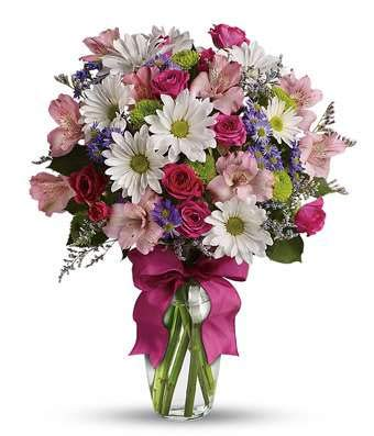 Happy Please - Same Day Get Well Soon Flowers Delivery - Get Well Soon Flowers - Get Well Bouquet - Sympathy Flowers - Get Well Soon Presents