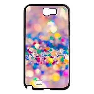 Samsung Galaxy Note 2 Cases Colorful Sands, Sand & Desert Cases Tyquin, {Black}