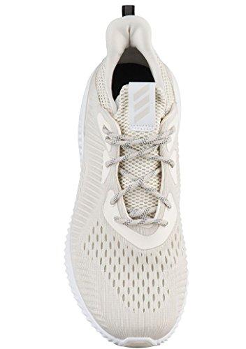 Adidas Alphabounce Em Mens Uomo Bw1207 Cwhite, Ftww, Talco