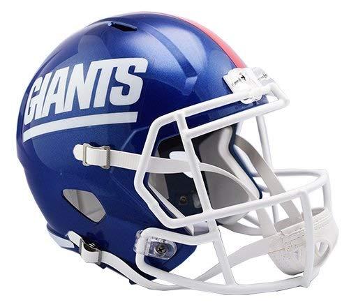New York Giants Retro 1981-99 Color Rush Riddell Speed Replica Full Size Football Helmet