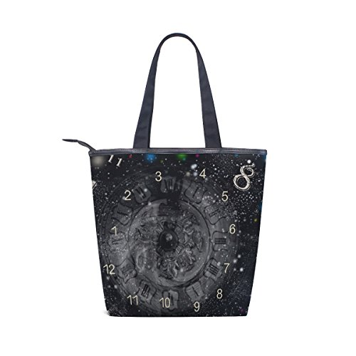 Bag Shoulder Numbers MyDaily Handbag MyDaily Canvas Magic Womens Tote Tote 4TXH1WOq