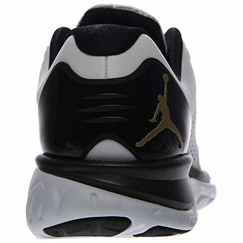 Metallic Jordan Prem Trainer Nike black Gold ST Mens White TYOgTn7W5a