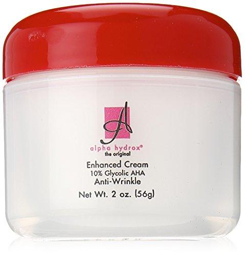 Price comparison product image Alpha Hydrox AHA Enhanced Creme, Anti-Wrinkle Exfoliant - 2 oz
