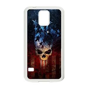 Samsung Galaxy S5 Cell Phone Case White Diablo 001 HIV6755169584390