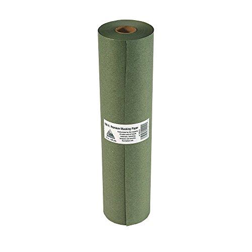 Trimaco PR12 Masking Paper, 12-inch x 60-yard, - Green 60 Yard