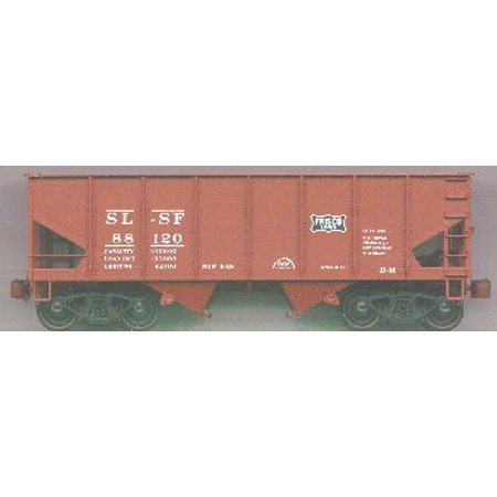HO KIT USRA 55Ton Twin Hopper, Frisco ACU25071