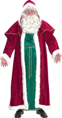 Morris Costumes Santa Suit Victorian