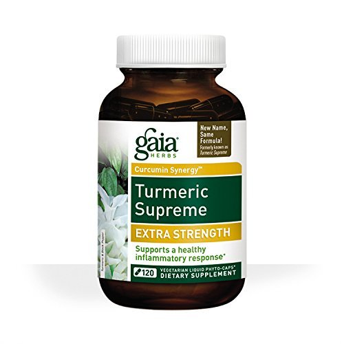 Gaia Herbs Turmeric Strength Phyto Capsules product image