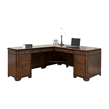 Delicieux Martin Furniture Kensington L Shaped Left Computer Desk