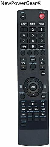 NewPowerGear TV Remote Control Replacement For Toshiba Toshiba CT-8021 32SLV411U