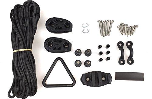 (Yak-Gear Deluxe Anchor Trolley Kit )