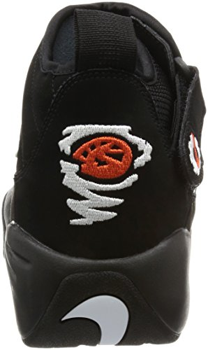Nike Air Shake Ndestrukt Black/White-Black-Team Orange Black, White-black Team Orange