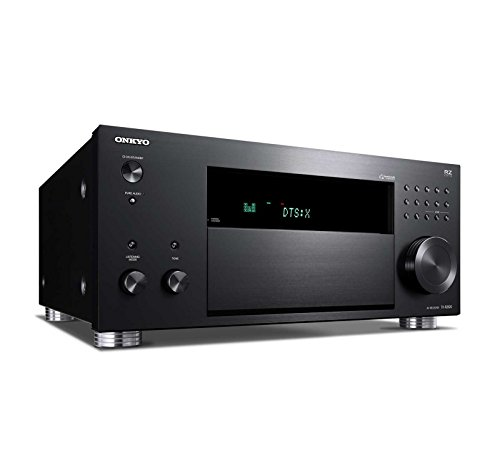 Onkyo TX-RZ820 THX-Certified 7.2-Channel 4K Network A/V Receiver