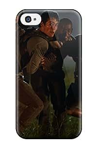 Iphone 4/4s Case Bumper Tpu Skin Cover For The Maze Runner Accessories