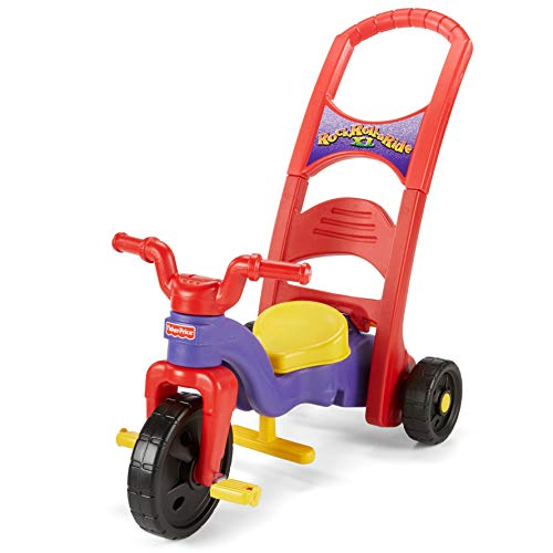 fisher price 4 in 1 trike - 4