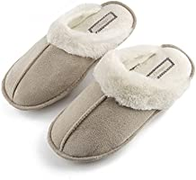 Slippers For Woman Womens Slippers Women Fuzzy Slippers Slip On Womans Memory Foam Ladies Slippers for Women House Slippers Comfy Cozy Indoor Slippers Mules Clogs Womans Slippers Fluffy Slippers Warm Slipper Slippers AS3