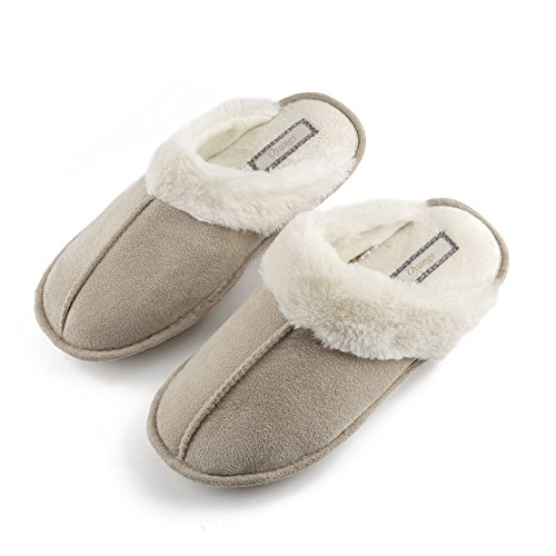 Womens Cozy Slippers Only $7.98