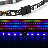20 Pack 4 Pin RGB LED Light Strip Connectors