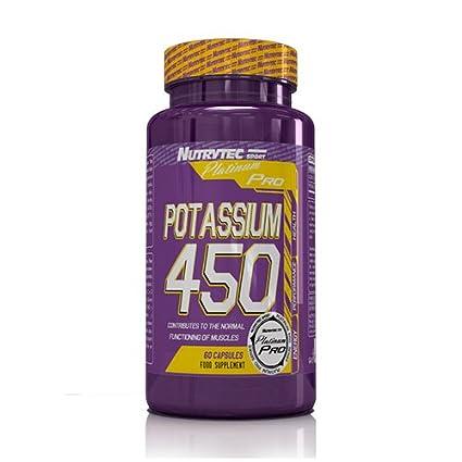 Nutrytec Potasio Platinum - 60 Cápsulas