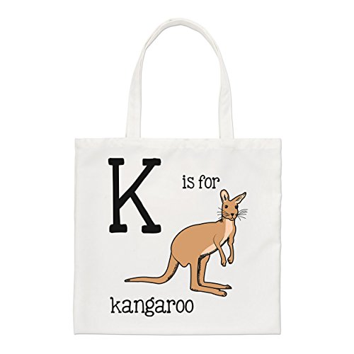 Letter Small Letter K Kangaroo Letter Is Small K Kangaroo Is For Tote Bag K Tote Bag For AAr6zq