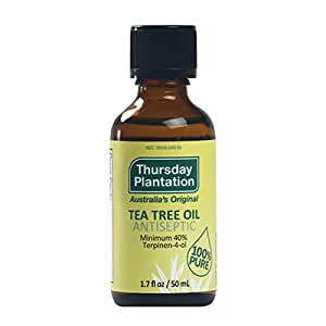 Thursday Plantation 100% Pure Tea Tree Oil - 50 ml,(Nature's Plus)