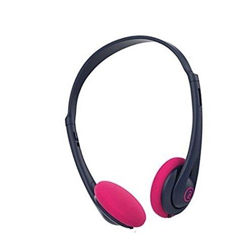 2XL Wage Light weight Headphone X5WGHZ-851 (Navy/Pink)