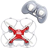 RC Quadcopter Drone with 3D Flip,Mini RC Quadcopter with High/Medium/Low Speed,RC Helicopter Drone Equipped with LED Lights 2.4Ghz 6-Axis Gyro 4 Channels